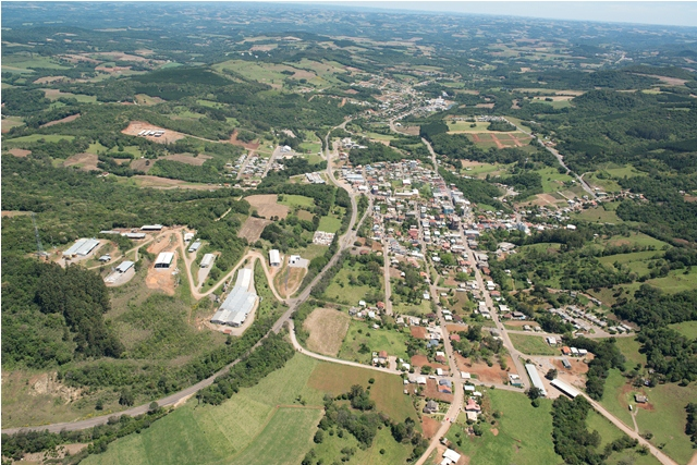 Nova Araçá Rio Grande do Sul fonte: novaaraca.rs.gov.br